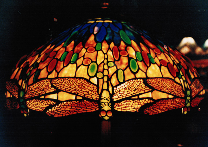 Tiffany Dragonfly Table Lamp | Eight Prime