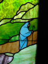 Bethany Lutheran Chapel window 3 closeup
