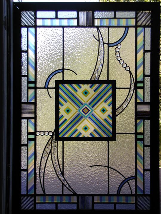 Modern Glass Window