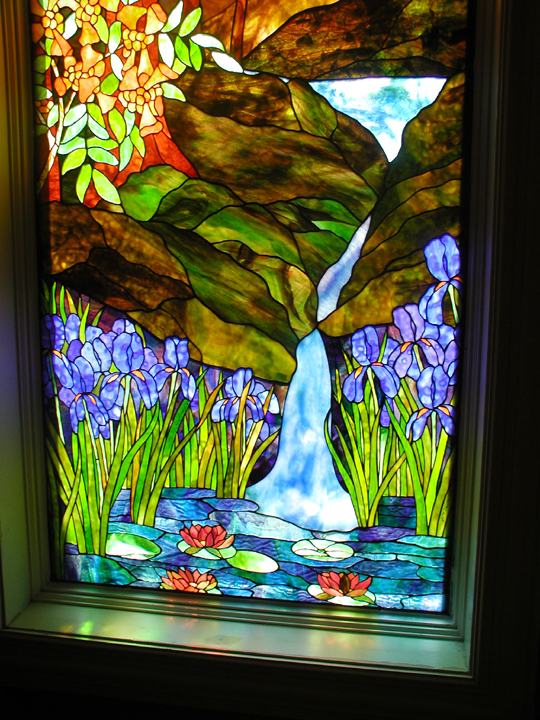 Flora And Fauna Stained Glass Windows And Doors Gallery