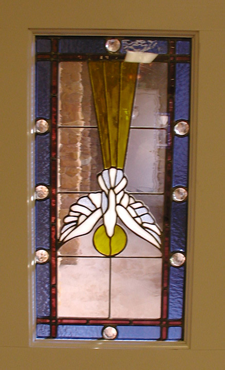 KCC Descending Dove Door Panel
