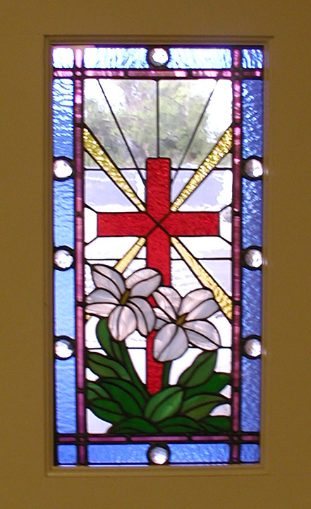 KCC Lilies Door Panel