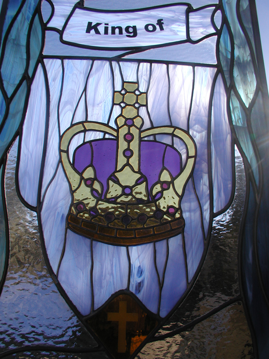Reformed Fellowship Church King of Kings Window