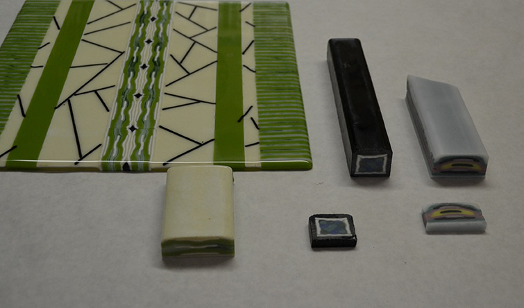 Glass Fusing Materials And Techniques